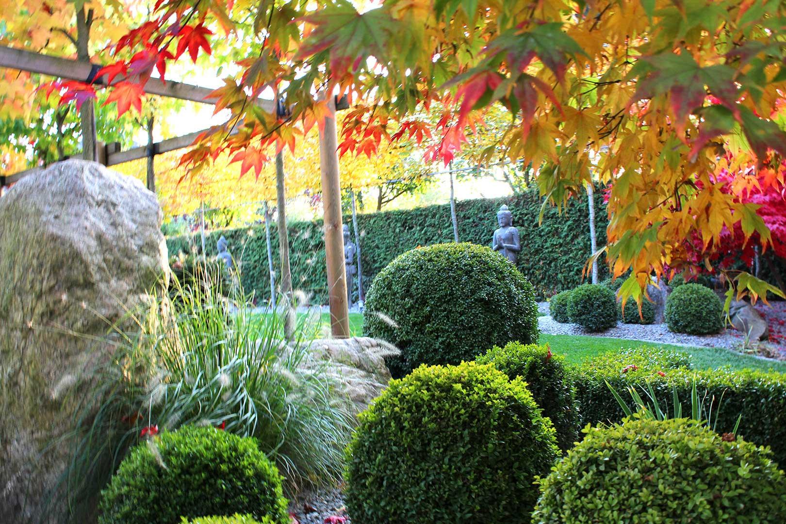 Gartenbau Naturstein