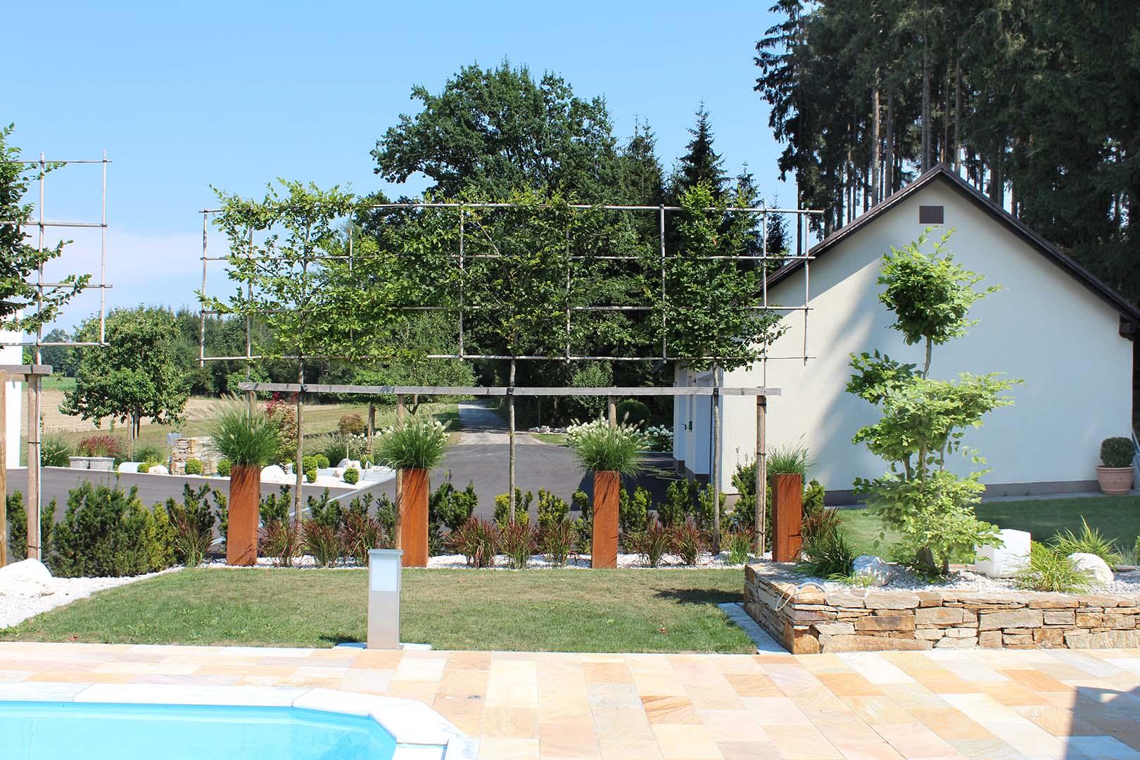 Gartenbau Vorgarten