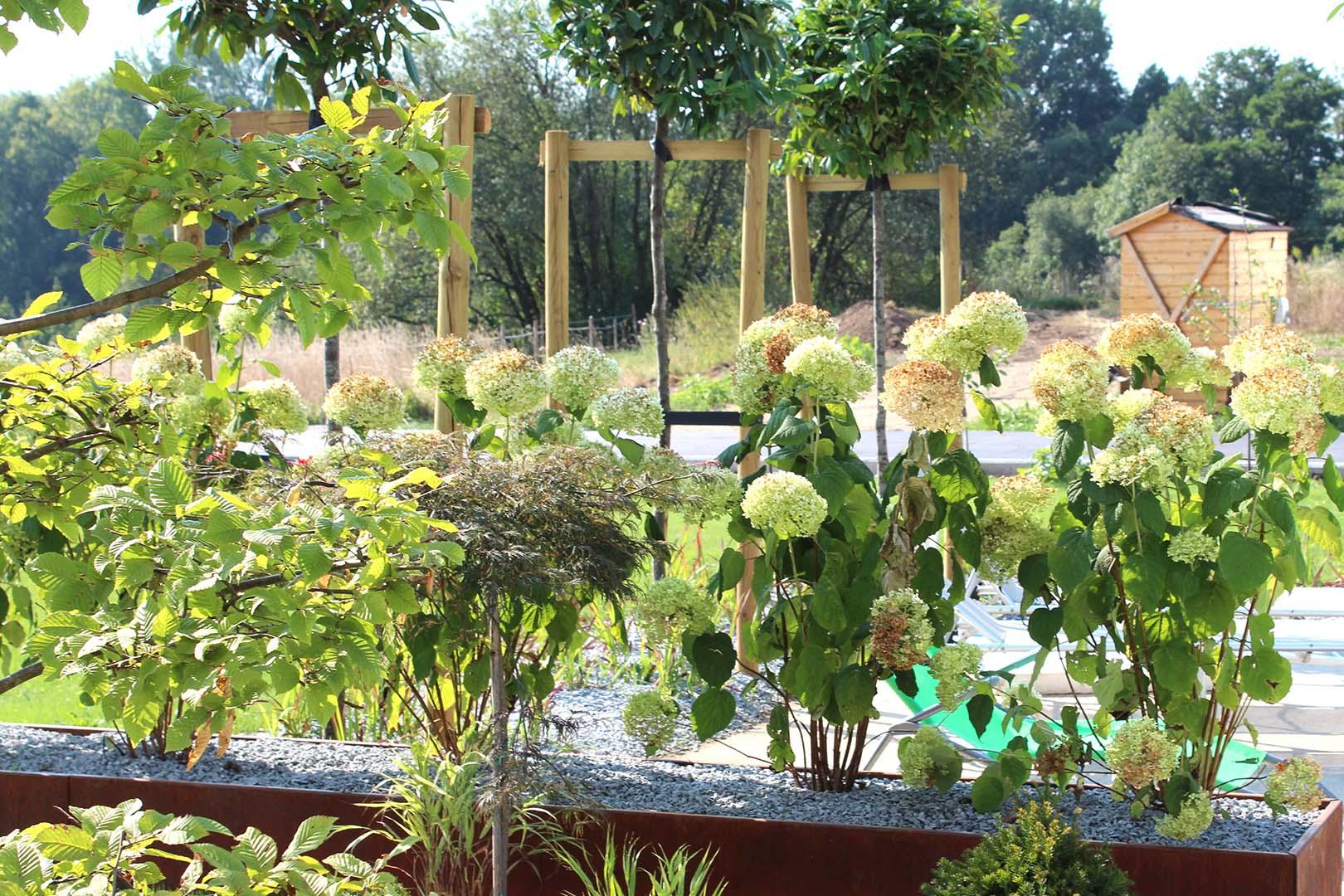 Gartengestaltung Blumen