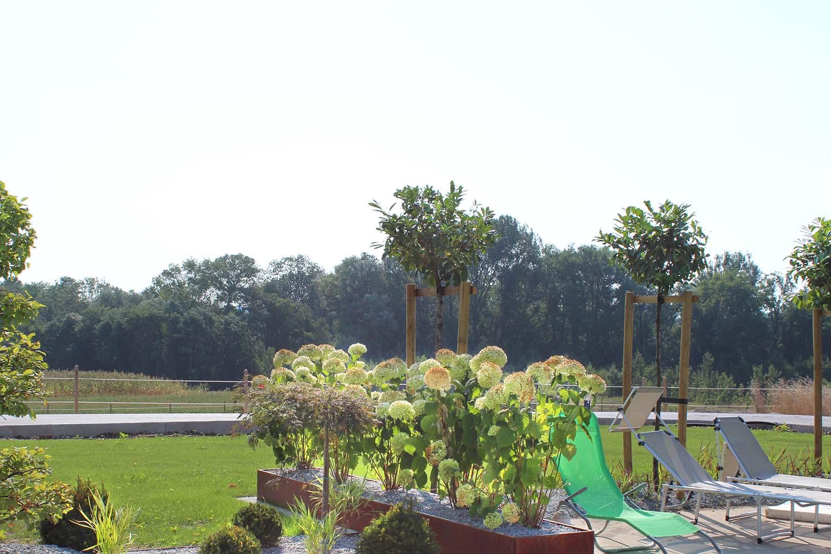 Gartenplanung Außenbereich