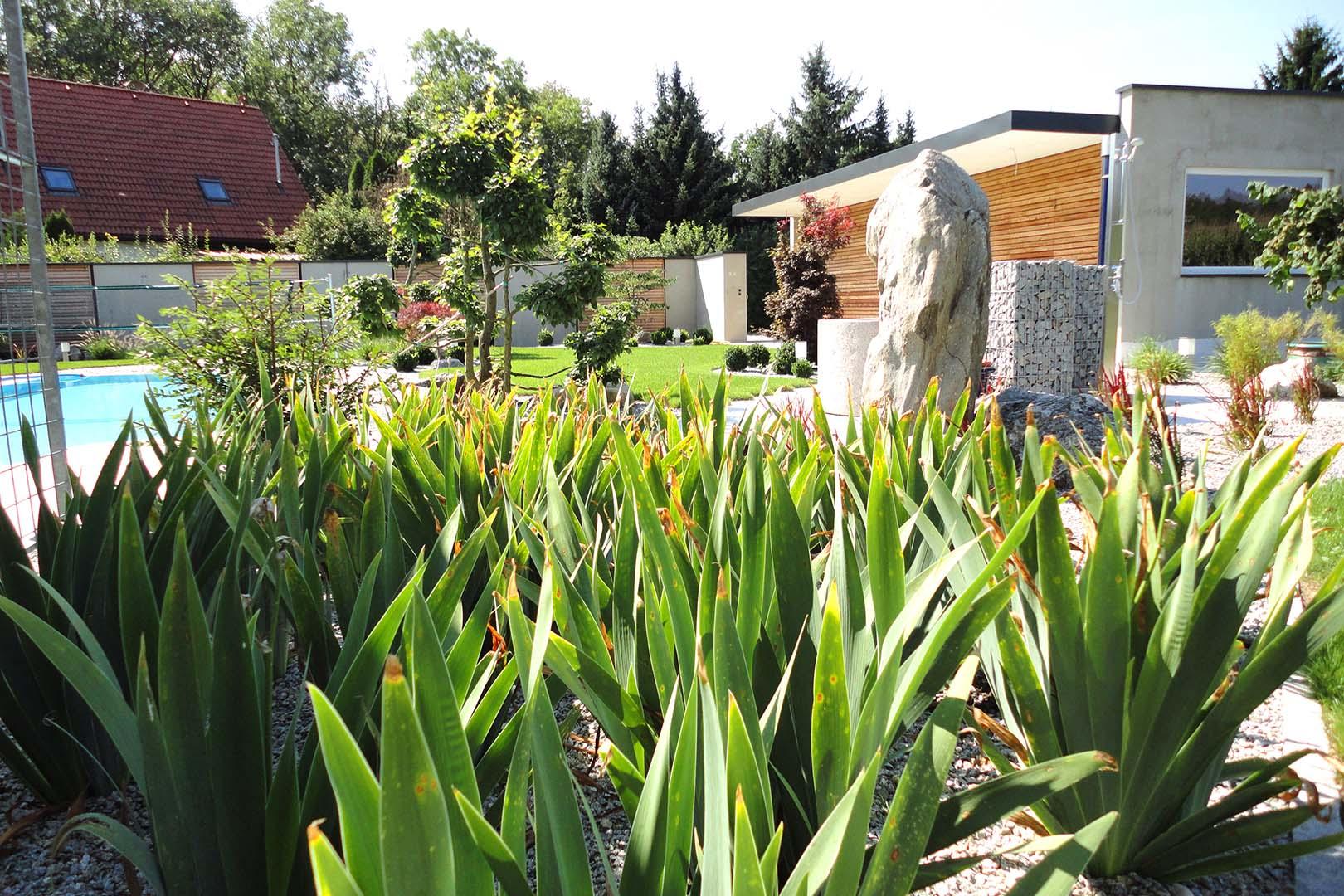 Gartengestaltung Beet