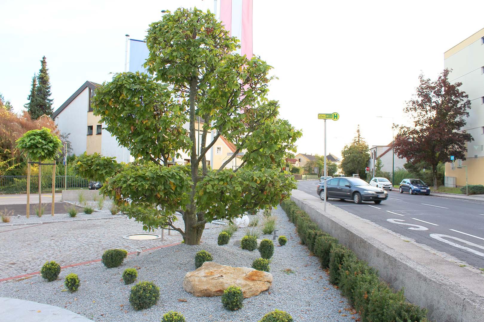Gartendesign Öffentlicher Bereich