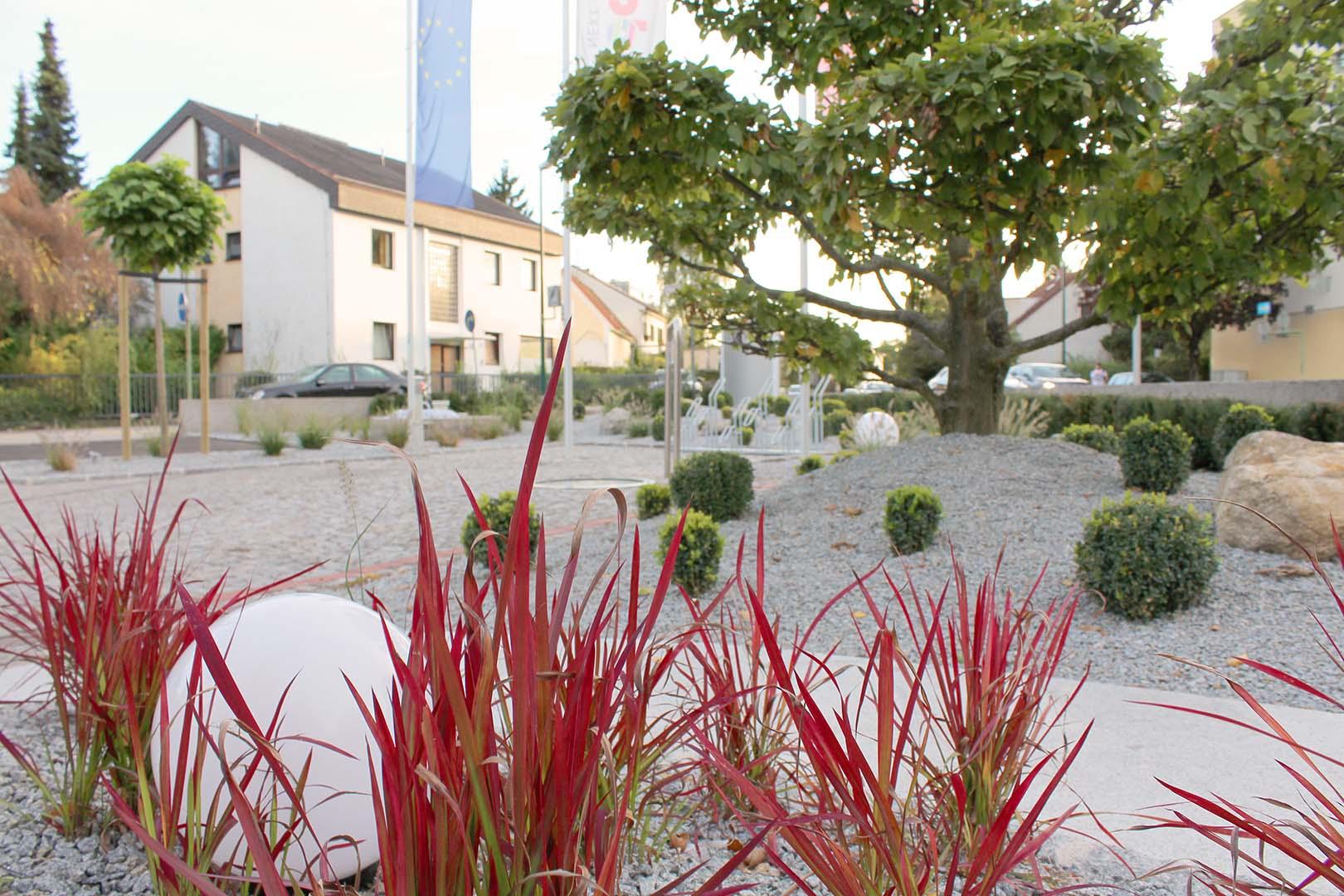 Gartenplanung Steinweg