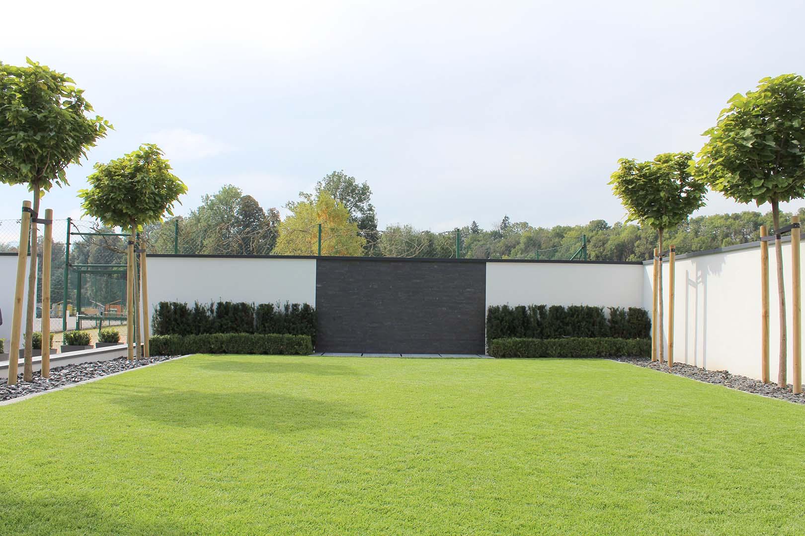 Gartendesign Hecke