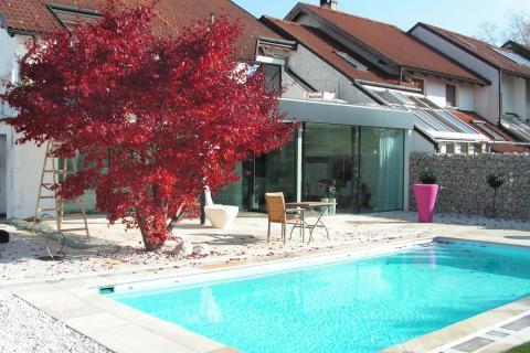 Gartenbau Pool