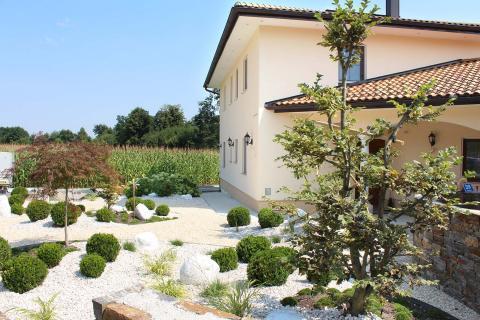 Gartenplanung Vorgarten